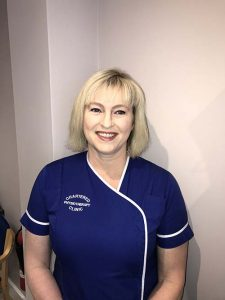 Jane Hodgson (Main Receptionist)