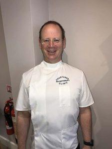 Nick Hodgson MCSP (Senior Physiotherapist)