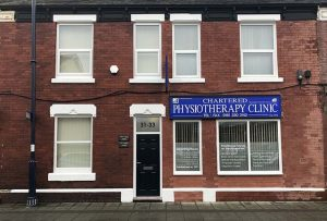 Our physiotherapy clinic is centrally located in Ashton-Under-Lyne, Tameside